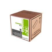 Biorinse D.6 Hoogconcentraat ecologisch en neutraal naglansmiddel.
