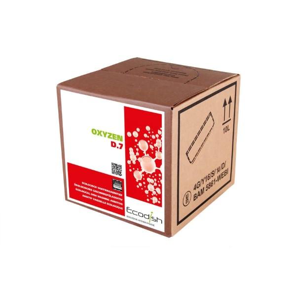 Oxyzen D.7 Hoogconcentraat ecologisch zuurstofblekend vaatwasaddictief.