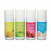 Euro aerosol, diverse geuren geschikt voor de microburst luchtverfrissers 12x100ml