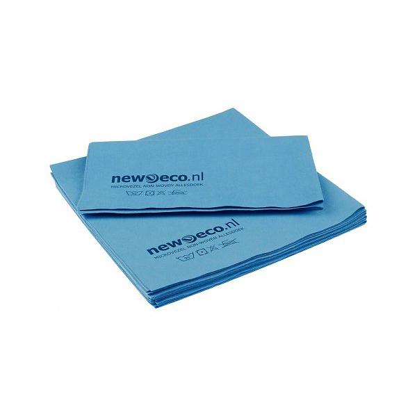Evolon 130 non-woven microvezeldoeken blauw