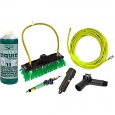 HiFlo Kit compleet met 10m slang