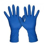 Huishoudhandschoen L - blauw