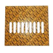 Vliegenlamp met lijmbord Reflector 25 kleefplaat (geel)