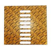 Vliegenlamp met lijmbord Reflector 50 kleefplaat (geel)