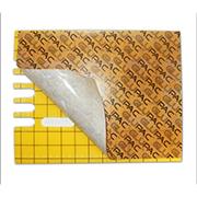 Vliegenlamp met lijmbord Commercial 16 kleefplaat (geel)