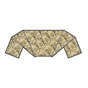 Luralite Cento kleefplaat (geel)