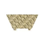 Luralite Professional kleefplaat (geel)