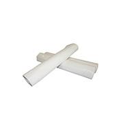 LDPE zakken 90x120cm T100 wit rol a 10 stuks