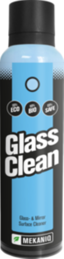 Glass Clean gebruiksklare glasreiniger 200ml.