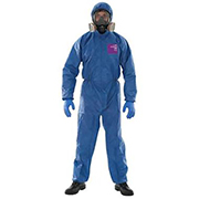 Microgard 1500 overall, model 138 Blauw in diverse maten