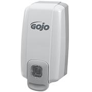 Gojo white dispenser voor 500/1000 ml