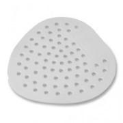 Urinoir matten, geur verspreidende, rubberen, universele matten. 12 stuks.