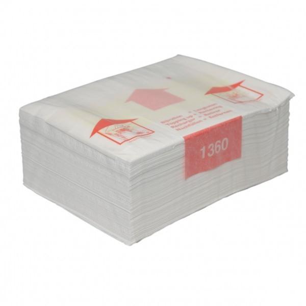 Vendor handdoekcasette 55mx23cm. 2-laags 12 stuks.