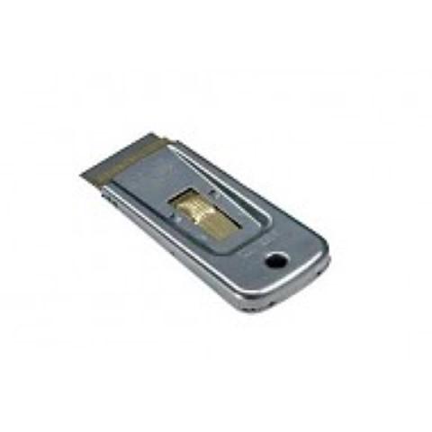 Veiligheidsschraper, met mesje/display