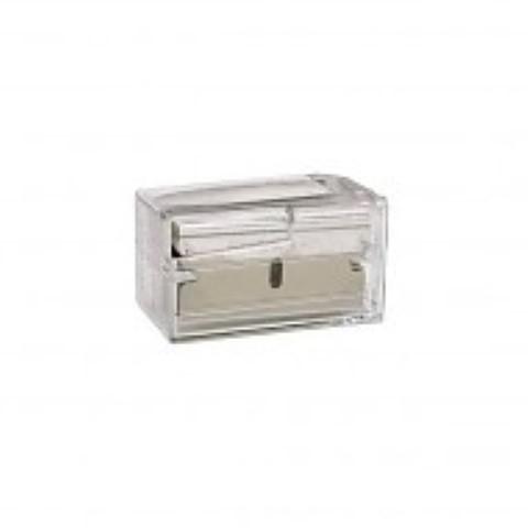 Mesjes voor veiligheidsschraper 4 cm (480 stuk) Display Box