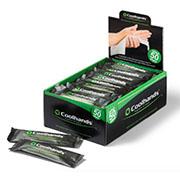 Coolhands Bamboo Wipes | Antibacterieel Handdoekjes | Hygiënedoekjes (doos 10x50 stuks)