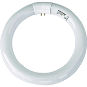Uv-Lamp 22 Watt rond, scherfvrij
