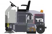 TomCat VR zit veegzuigmachine