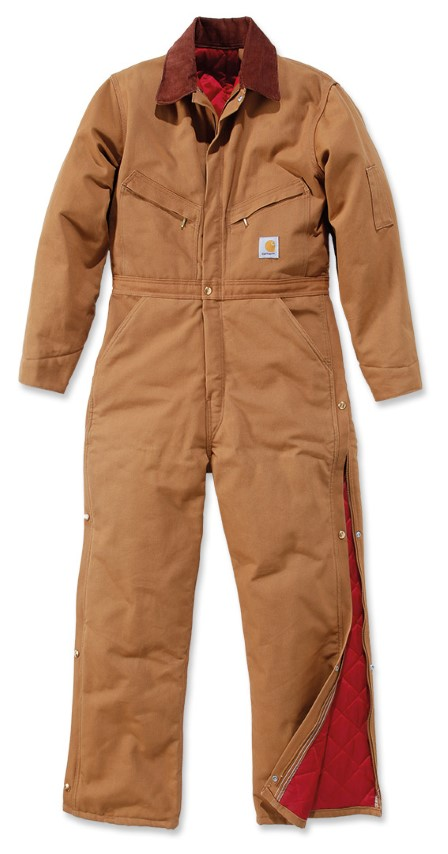 Duck Coverall Quilt Lined leverbaar in diverse maten.