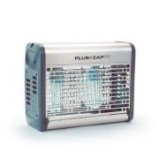 Vliegenlamp met spanning PlusZap Eco 40 RVS