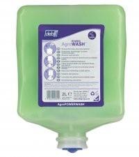 Deb agro power wash ongeparfumeerde handzeep met korrel 4x2ltr.
