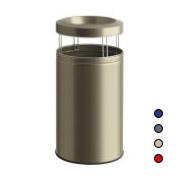 Afvalbak 120ltr, Big Ash leverbaar in diverse kleuren.