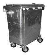 Container 770 ltr verzinkt