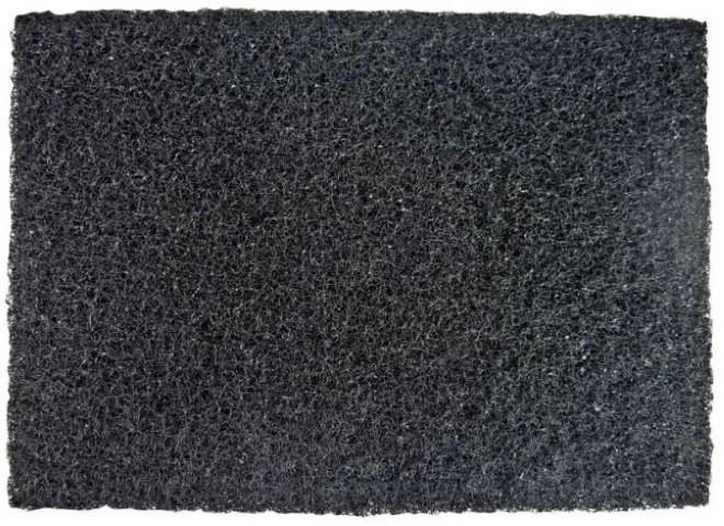 "Pad zwart 24""/60cm"