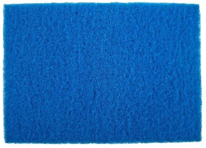 """Pad blauw 28""""/70cm"""