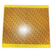 Vliegenlamp met lijmbord Industrial kleefplaat (geel)