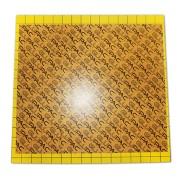 Vliegenlamp met lijmbord Halo 60 kleefplaat (geel)