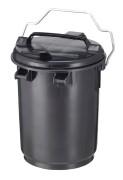 Kunststof afvalbak 35 ltr