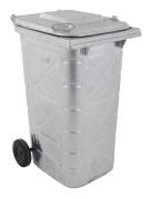 Mini-container verzinkt 240 ltr