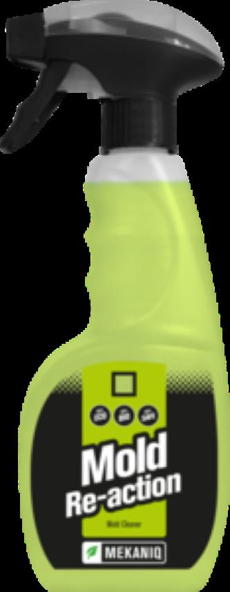Mold Re-action gebruiksklare schimmel en vochtreiniger 500ml.