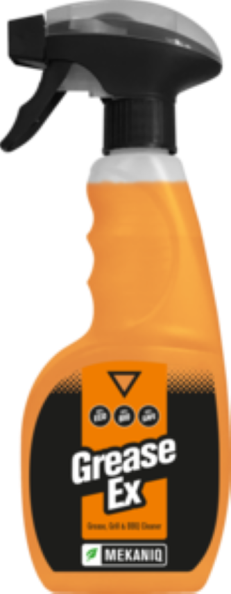 Grease-Ex NSF foodgrade gebruiksklare schuim ontvetter 500ml.