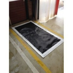 Ontsmettingsmat intern - verstevigd-180 x 150 cm