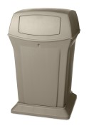 Ranger container 170ltr, Rubbermaid-Beige