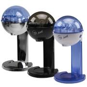 Germstar tafelstandaard blauw inclusief NON-TOUCH alcohol dispenser