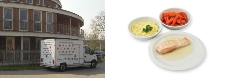 2 - De ideale maaltijdservice voor kleinschalig wonen en zorginstellingen die op de afdeling bezorgd willen hebben.