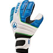 Keepershandschoenen Champ SuperSoft NC zwart-fluo groen-JAKO blauw