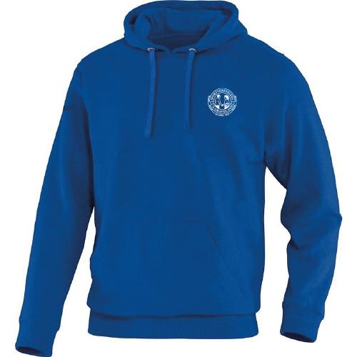 Hooded sweater blauw junior