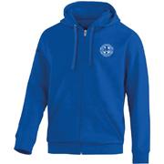 Hooded vest blauw senior