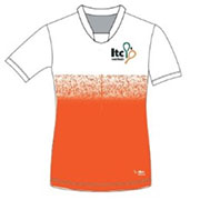 Tennis shirt LTC Naaldwijk junior