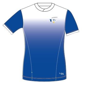 Tennis shirt junior LTC 's-Gravenzande man