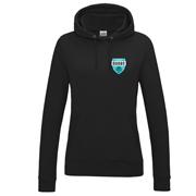 Hooded sweater sv Dunas Dames met naam op rug