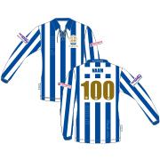 Jubileum Voetbalshirt S.V. 's-Graveland