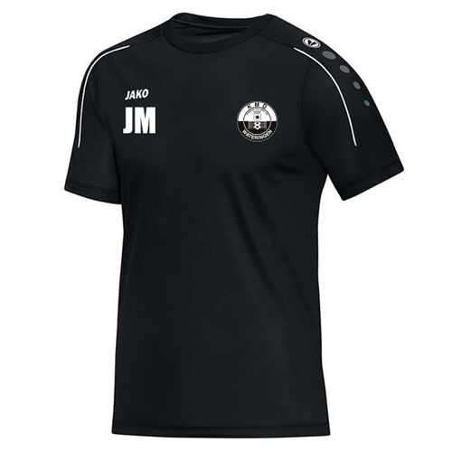 Inloopshirt KMD junior met badge