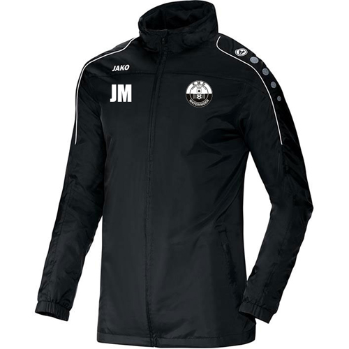 Regenjack KMD junior met logo