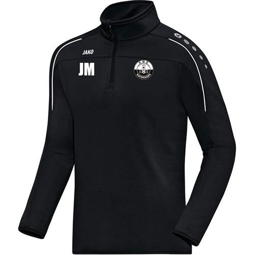 Ziptop KMD junior met logo