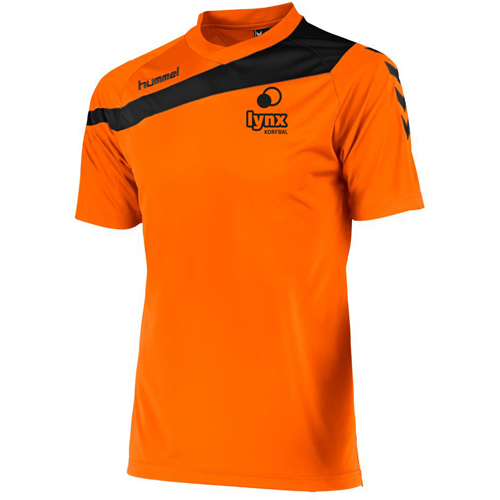 Lynx trainingshirt senior met logo
